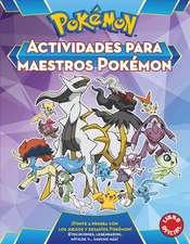 Actividades Para Maestros Pokemon