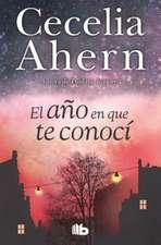 El Ano En Que Te Conoci / The Year I Met You