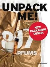 Unpack Me!:  New Packaging Design