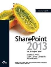 Sharepoint 2013 de Principio a Fin