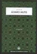 La voz de Álvaro Mutis