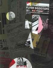 Flyer Soziotype-Topography Media Phenome