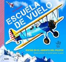 Escuela de Vuelo Como Pilotar Un Avion Paso a Paso