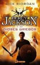 Percy Jackson. Los Dioses Griegos