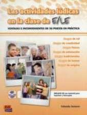 Las actividades lúdicas en clase de ELE