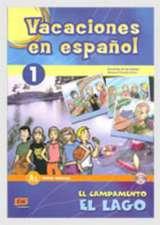 Vacaciones en español 1