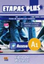 Etapas Plus Acceso A1 - L. del profesor