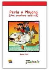 Perla y Phuong (Una aventura asiática) Book + CD