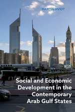 SOCIAL AND ECONOMIC DEVELOPMENT IN THE