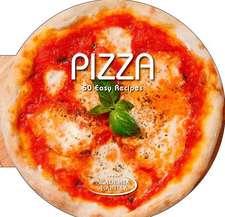Academia Barilla: Pizza: 50 Easy Recipes