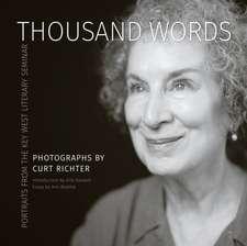 Curt Richter:  Thousand Words