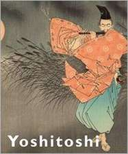 Yoshitoshi:  Masterpieces from the Ed Freis Collection