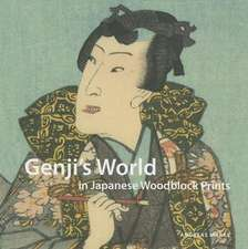 Genji S World in Japanese Woodblock Prints