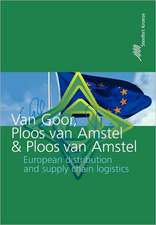European Distribution and Supply Chain Logistics