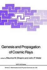 Genesis and Propagation of Cosmic Rays