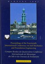 Xivth International Conference on Soil Mechanics and Foundation Engineering, Volume 2:  Proceedings / Comptes-Rendus / Sitzungsberichte, Hamburg, 6 - 1