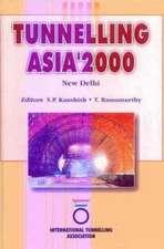 Tunnelling Asia 2000: Proceedings New Delhi 2000