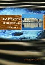Environmental Biotechnology Eseb 2004