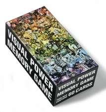 Visual Power Memory Game 6th Print