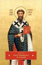 St. Germanus of Auxerre