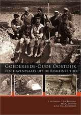 Goedereede-Oude Oostdijk:  Een Havenplaats Uit de Romeinse Tijd