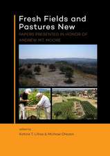 Fresh Fields and Pastures New:  Papers Presented in Honor of Andrew M.T. Moore