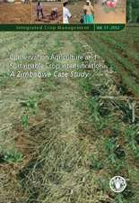 Conservation Agriculture and Sustainable Crop Intensification:  A Zimbabwe Case Study