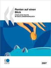 Renten Auf Einen Blick 2007:  Staatliche Politik Im OECD-Lndervergleich