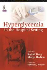 Hyperglycemia in the Hospital Setting
