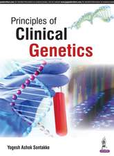 Principles of Clinical Genetics