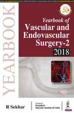 Yearbook of Vascular and Endovascular Surgery-2, 2018