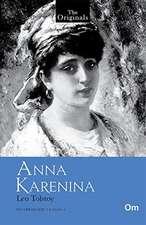 Tolstoy, L: Anna Karenina