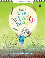 Meet Zippy Activity Book