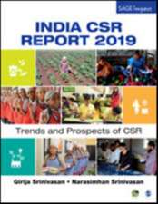 India CSR Report 2019: Trends and Prospects of CSR