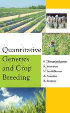 Quantitative Genetics and Crop Breeding