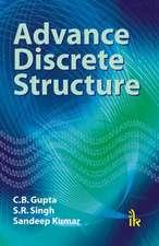 Gupta, C:  Advance Discrete Structure