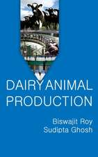 Dairy Animal Production