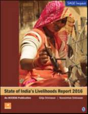 State of India's Livelihood Report 2016