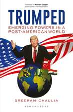 Trumped: Emerging Powers in a Post-American World