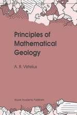 Principles of Mathematical Geology