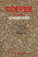 Coffee: Volume 1: Chemistry