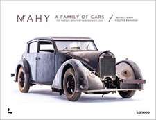 Mahy - A Family of Cars: The Tranquil Beauty of Unique Classic Cars