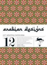 Arabian Gift Wrapping Paper Book, Volume 6:  Gift Wrapping Paper Book Vol 5