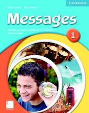 Messages 1 Student's Book Slovenian Edition