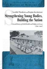 STRENGTHENING BODIES BUILDING NATION