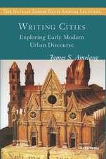 Writing Cities