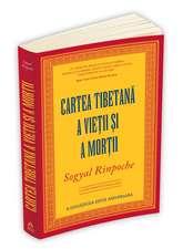 Cartea tibetana a vietii si a mortii