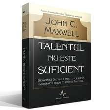 Talentul nu este suficient: Descopera optiunile care te vor purta mai departe decat iti permite talentul