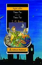 Peter Pan (editie bilingva romana-engleza)
