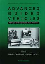 Advanced Guided Vehicles:  Aspects of the Oxford Agv Project